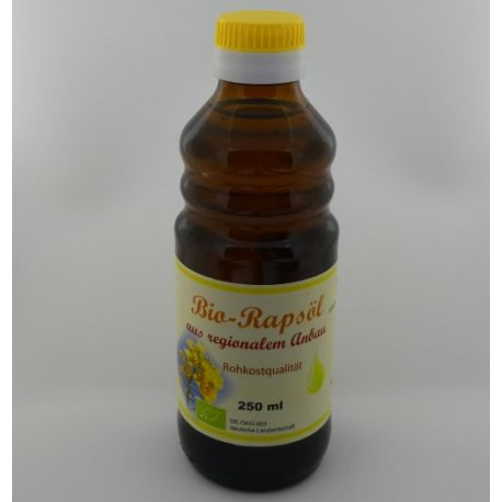 BIO-Rapsöl